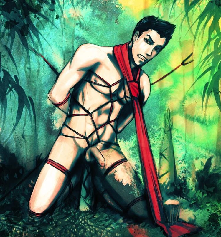 avatar bondage
