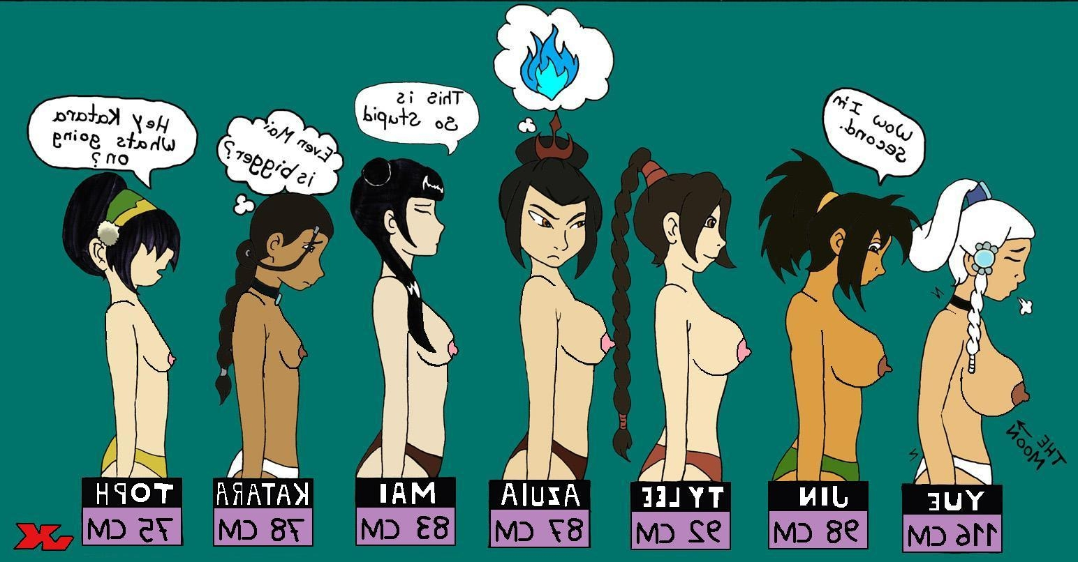 Avatar the last airbender porn