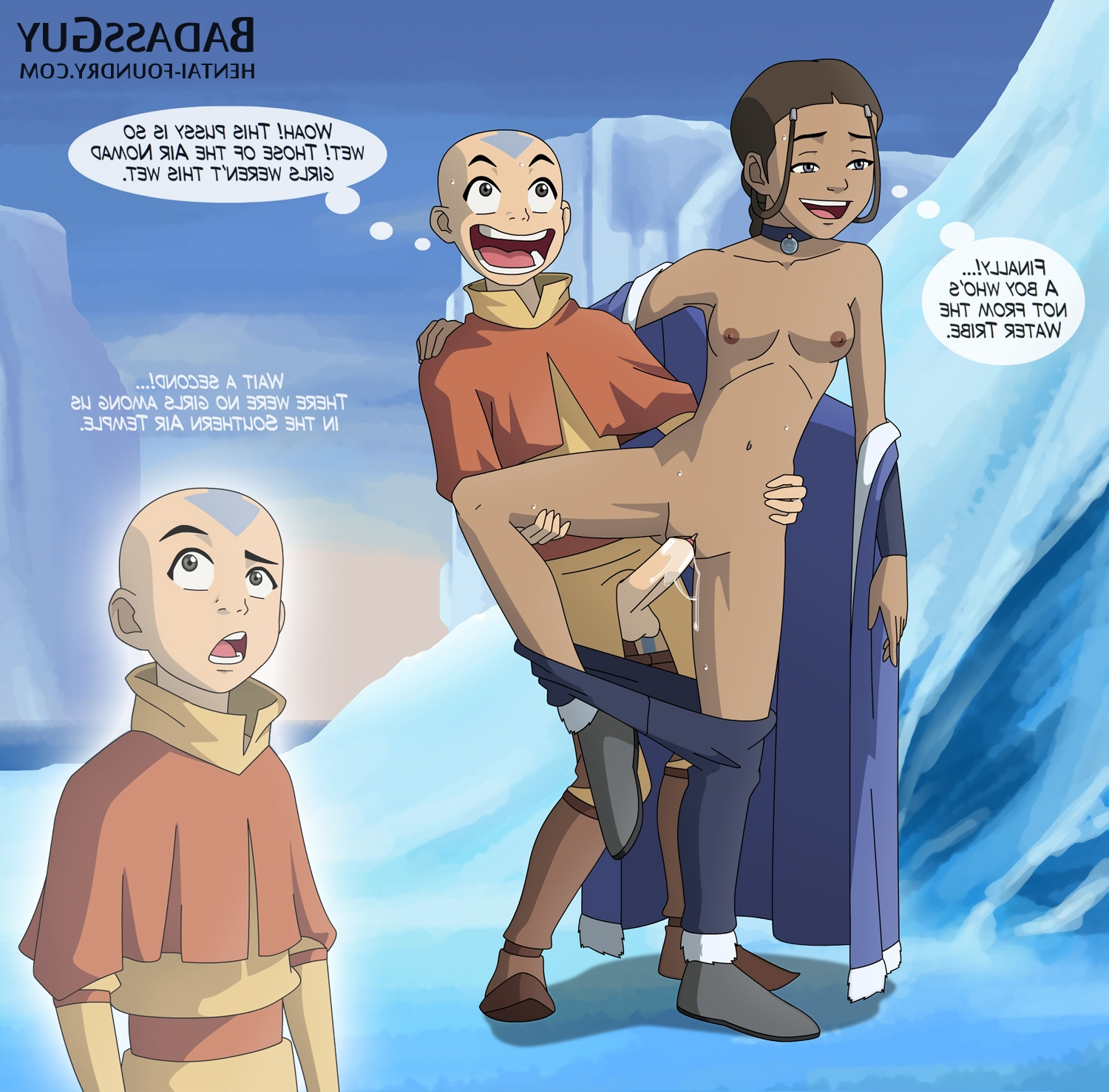 Porn Games The Last Air Bender 81