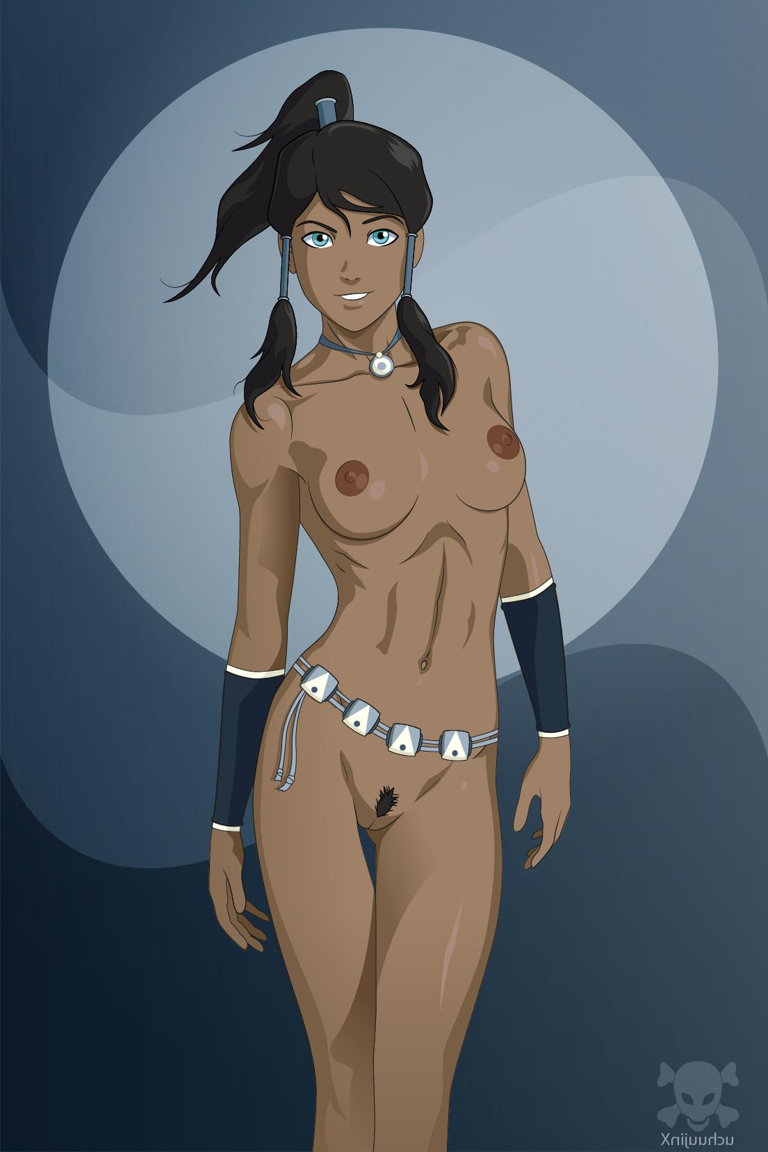 Avatar the last airbender girls fully naked