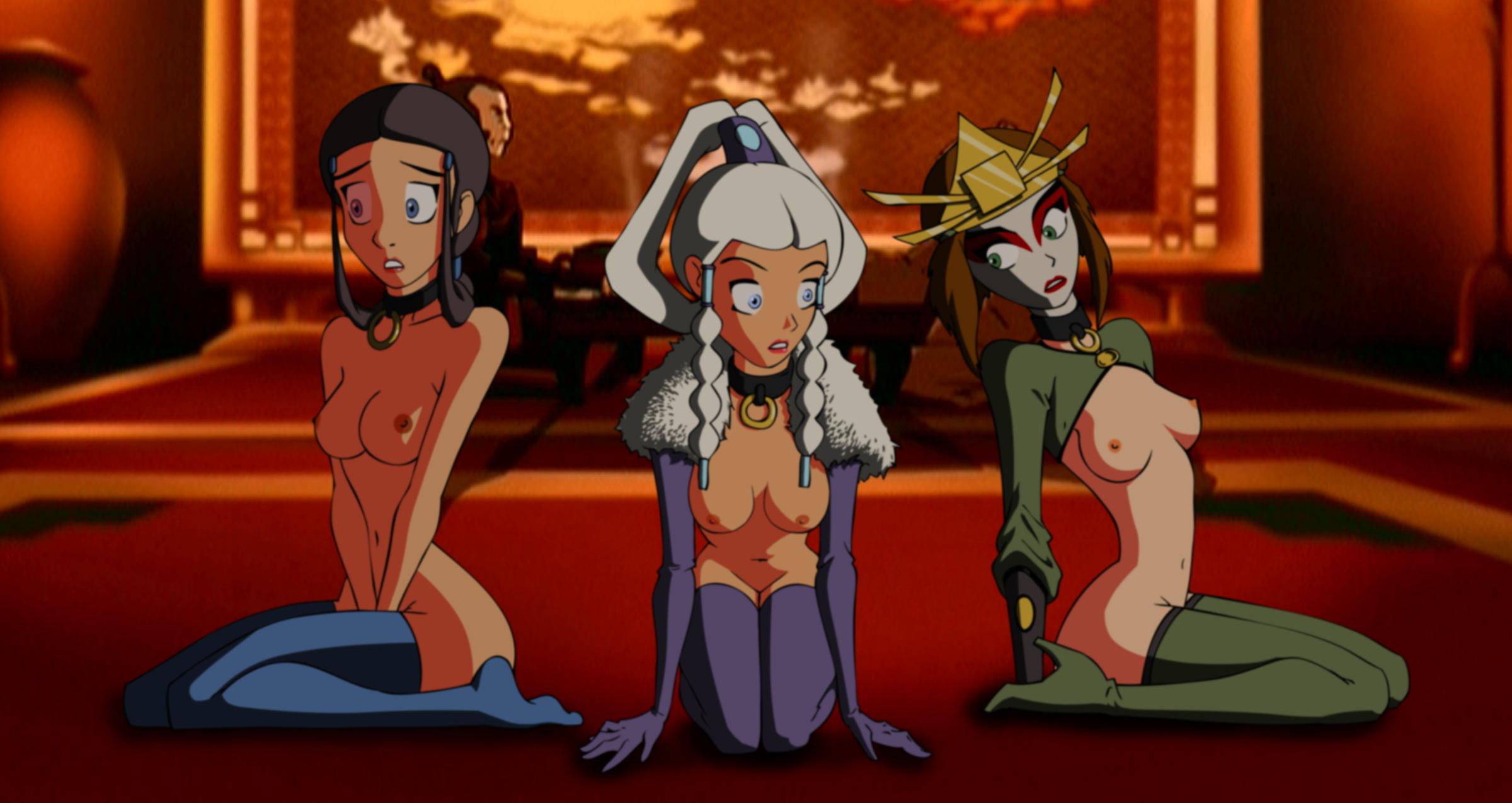 hentai avatar last airbender katara porno